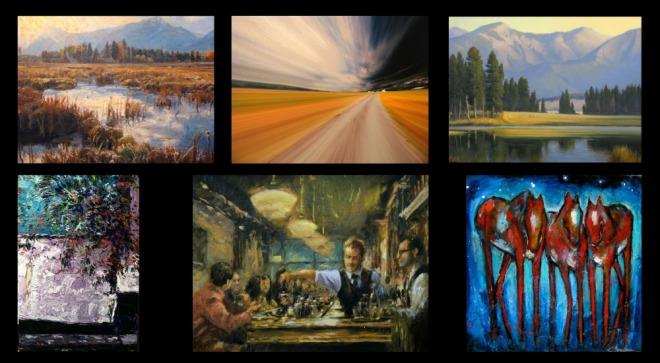 Dana Gallery Dec 2012