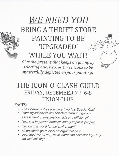 IconoClash Dec 2012