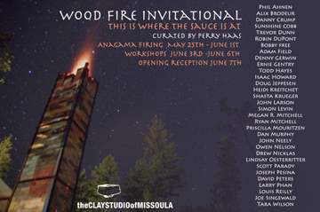 Wood FIre Invitational Flyer