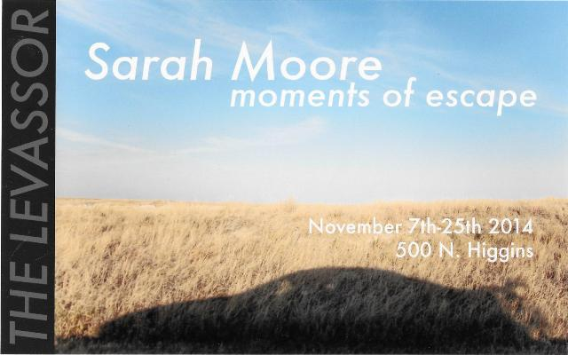 Sarah Moore Promotional Image