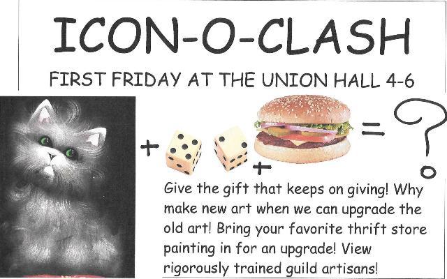 Icon-o-clash Promotional Image