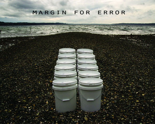 Margin for Error Announcement Card