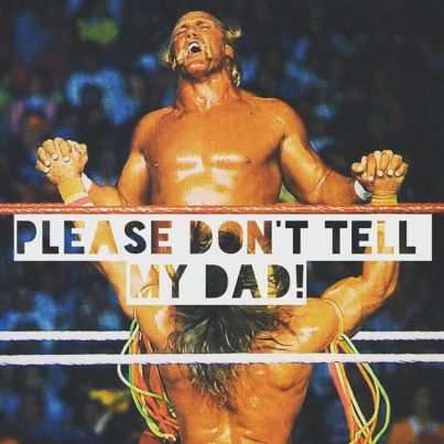 Please Don't Tell My Dad- Image By Nick Kakavas
